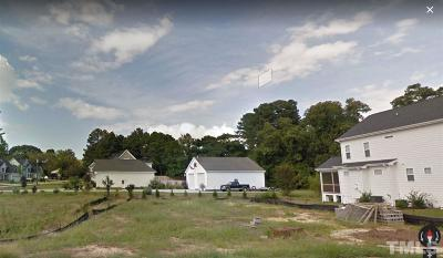 Holly Springs Residential Lots & Land For Sale: 305 Earp Street