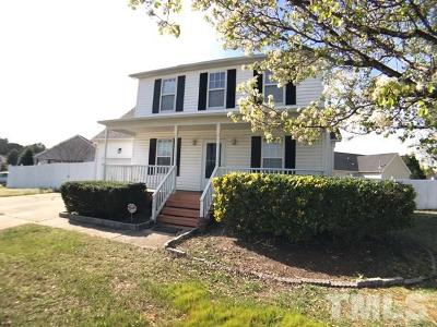 Johnston County Rental For Rent: 408 Waterford Drive
