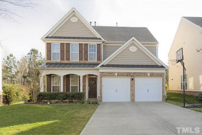 Cary Single Family Home Pending: 302 Euphoria Circle