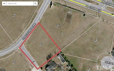 Harnett County Commercial Lots & Land For Sale: 51 Professional Park Drive