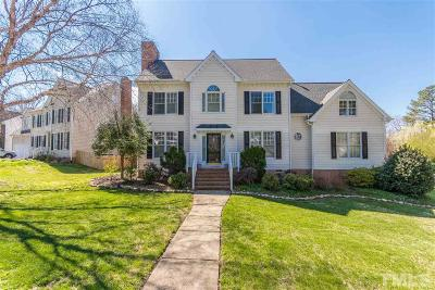 Chapel Hill Single Family Home Contingent: 101 Crofton Springs Place