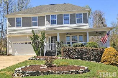 Raleigh Single Family Home For Sale: 121 Acentala Court