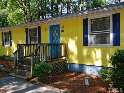 Raleigh Single Family Home For Sale: 2312 Creech Road