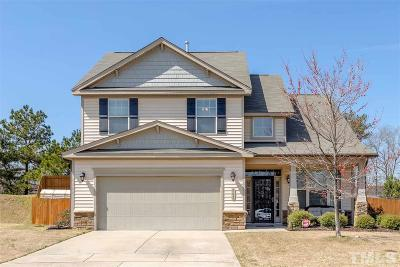 Holly Springs Single Family Home Contingent: 583 Codie Reed Court