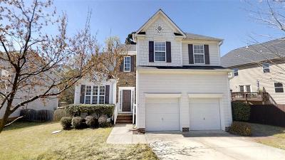 Holly Springs Single Family Home For Sale: 104 Covenant Rock Lane