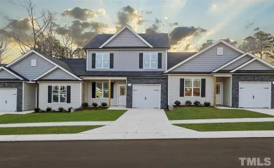 Johnston County Townhouse For Sale: 98 Cullen Court