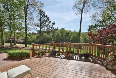 Chapel Hill Single Family Home For Sale: 10335 Nash