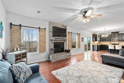 Chapel Hill Single Family Home For Sale: 919 Legacy Falls Drive South