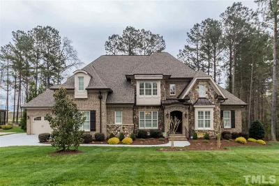 Wake Forest Single Family Home For Sale: 1033 Linenhall Way