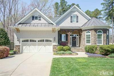 Hasentree, Hasentree Hills, Heritage Townhomes, Heritage Wake Forest Single Family Home For Sale: 7457 Dunsany Court