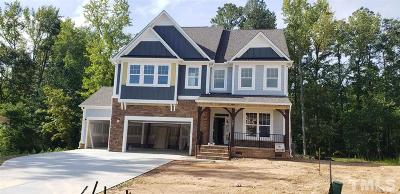 Wake Forest Single Family Home Pending: 701 Sparrowhawk Lane