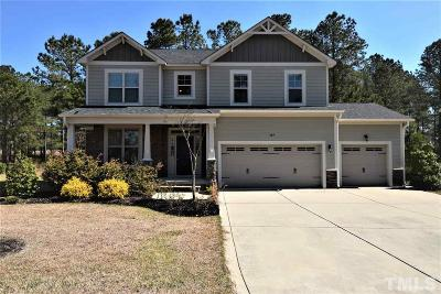 Single Family Home For Sale: 387 Rolling Pines Drive