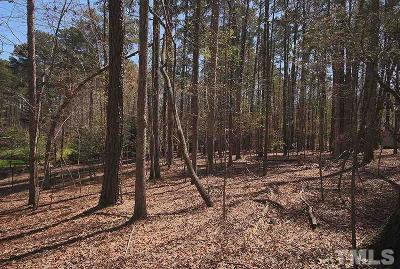 Chapel Hill Residential Lots & Land For Sale: 7218 Sunrise Road