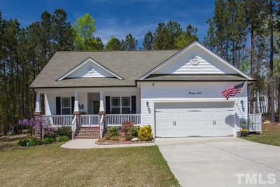 Franklinton Single Family Home Pending: 20 S Stonewood Drive