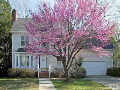 Cary Single Family Home For Sale: 204 Palace Green