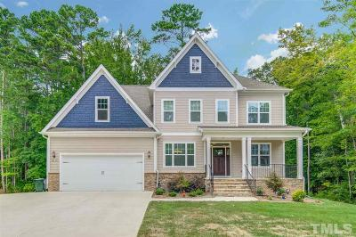 Raleigh Single Family Home For Sale: 3112 Constance Circle