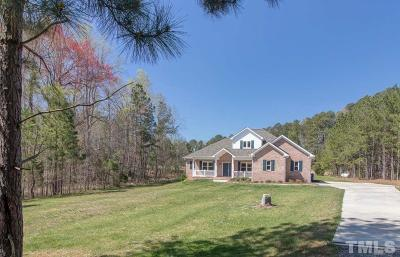 Chapel Hill Single Family Home For Sale: 2180 Ivey Road