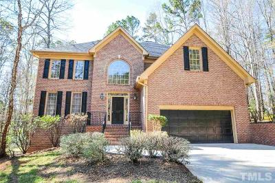 Chapel Hill Single Family Home For Sale: 108 Dartmouth Court