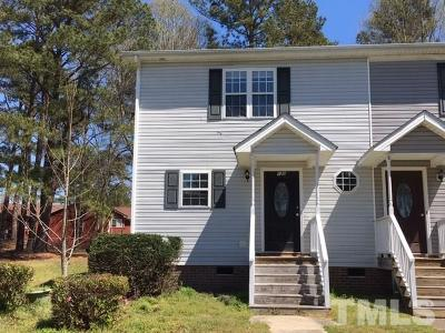 Johnston County Rental For Rent: 120 Henley Place