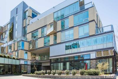 Chapel Hill Condo For Sale: 601 W Rosemary Street #615