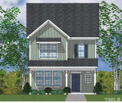 Wake Forest Single Family Home For Sale: 8908 Lee Brown Ridge Drive #Lot 307