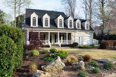 Cary Single Family Home For Sale: 504 Nantucket Drive