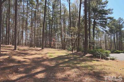 Chapel Hill Residential Lots & Land For Sale: Sunrise Road