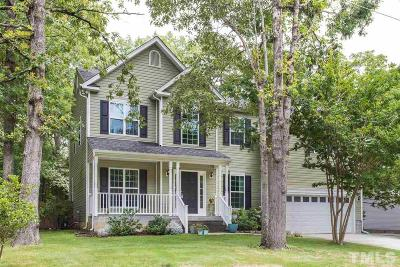 Morrisville Single Family Home For Sale: 114 Clements Drive