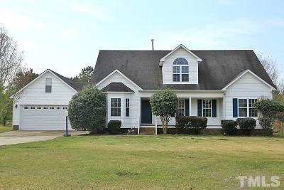 Garner Single Family Home For Sale: 885 Sunrise Drive