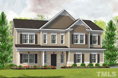 Zebulon Single Family Home For Sale: 6401 Abby Rose Court #24