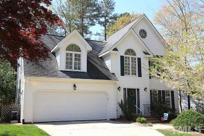 Lochmere Single Family Home Pending: 106 Windswept Lane