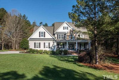 Franklin County Single Family Home Contingent: 125 Rivers Edge Drive