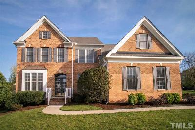 Brier Creek Single Family Home For Sale: 9209 Meadow Mist Court
