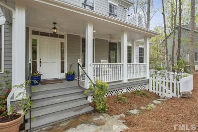 Chapel Hill Single Family Home Contingent: 409 Deming Road