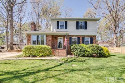 Cary Single Family Home Contingent: 305 Howland Avenue