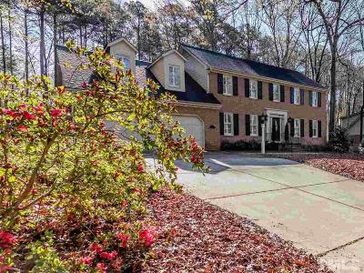 Cary Single Family Home For Sale: 1003 Queensferry Road