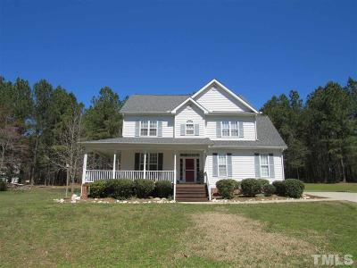 Pittsboro NC Single Family Home For Sale: $315,000