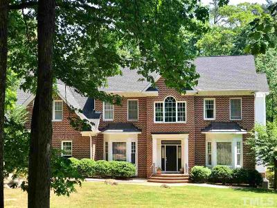 Chapel Hill Single Family Home For Sale: 2902 Meacham Road