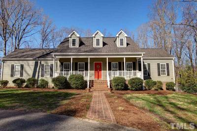 Clarksville VA Single Family Home For Sale: $290,000