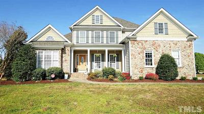 Wake Forest Single Family Home For Sale: 5809 Snooks Trail