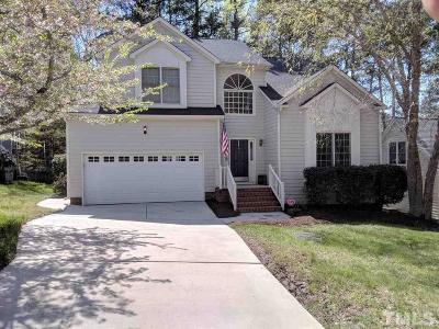 Durham Single Family Home For Sale: 7 Porters Glen Place