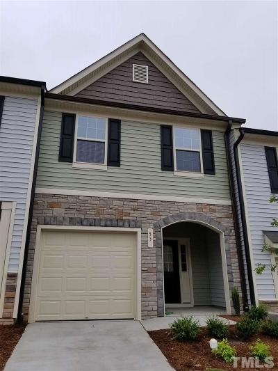 Johnston County Rental For Rent: 53 E Grove Point Drive