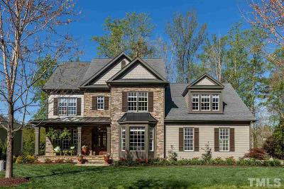 Holly Springs Single Family Home Contingent: 1004 Skymont Drive