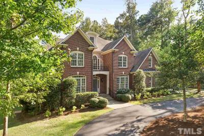 Pittsboro Single Family Home For Sale: 330 Heartland Drive