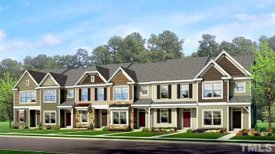 Apex Townhouse For Sale: 337 Old Grove Lane
