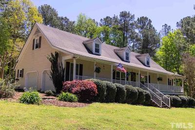 Harnett County Single Family Home For Sale: 2781 Kipling Road