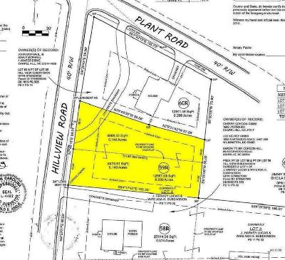 Chapel Hill Residential Lots & Land For Sale: 1220 Hillview Road