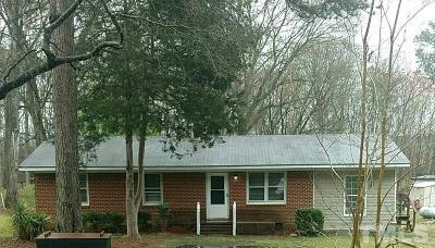 Zebulon Rental Pending: 1312 Parks Village Road