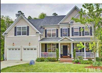 Cary Single Family Home For Sale: 207 Powers Ferry Road