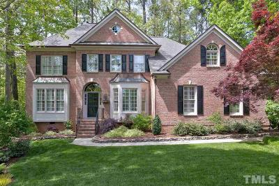 Wake County, Durham County, Orange County, Chatham County Single Family Home For Sale: 108 Citreon Court